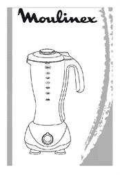 Moulinex Blender Jug User Manual