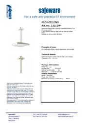 Safeware 33011W Leaflet