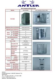 Antler SK - 354 SK354 Leaflet