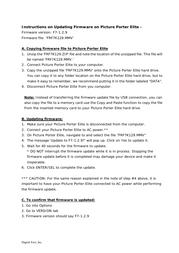 Digital Foci F7-1.2.9 Manual Do Utilizador