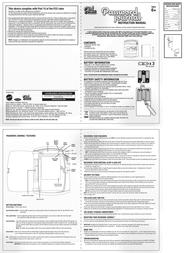 Mattel Password Journal 8 Y2569 Leaflet