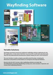 Omnivision Omnitapps Indoor Wayfinding Software OMNITAPPS INDOOR WAYFINDING SOFTWARE User Manual