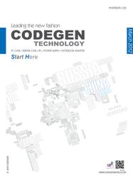 Codegen 3349 3349-A11 User Manual