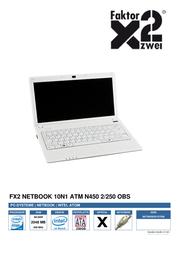 Faktor Zwei 10N1 811401 User Manual