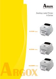 Argox A-2240 Data Sheet