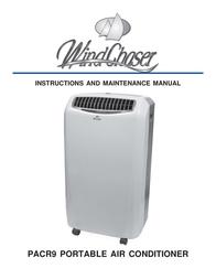 WindChaser PACR9 Manual De Usuario
