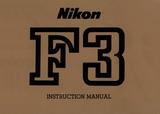Nikon F3 User Manual