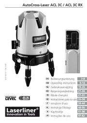 Laserliner 031.00.01A User Manual