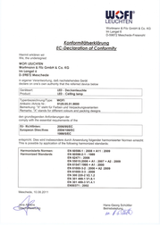 Wofi 9129.05.01.9000 G9 Chrome 9129.05.01.9000 Data Sheet