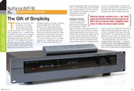 NuForce AVP-16 Leaflet