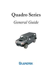 Leadtek FX550 User Manual