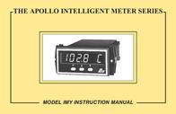 Apollo Intelligent Meter Series IMY User Manual