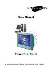 PCZapper Basic PZBAS User Manual