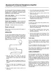 Boostaroo t794 User Guide