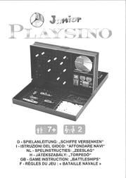 Playsino PL VIER IN EINER REIHE 60108846 Data Sheet