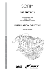Iveco S30 ENT M23 User Manual