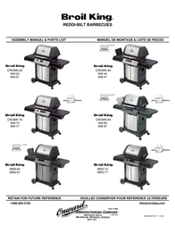 Broil King CROWN 20 User Manual