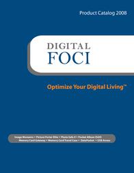 Digital Foci PAD-280 Brochure