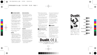 Dualit Dome Kettle Leaflet