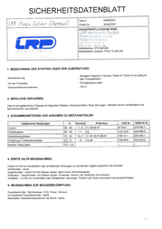 Lrp Electronic MAGIC COLOUR F ROYALBLAU 28702 Data Sheet