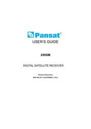 Global Technologies Inc. PANSAT250SM User Manual