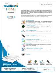 Cyberoam NG11VH Data Sheet