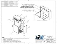 Black Hawk Labs 8U + 4U MiniRaQ Secure MRQ351S12 Leaflet