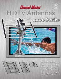 Channel Master CM-4228HD 4228HD Листовка