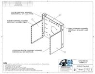 Black Hawk Labs 6U + 2U Standard MiniRaQ MRQ100V08 Leaflet