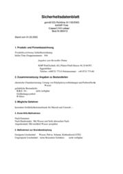 KMP H-T49 0869,5000 Data Sheet