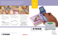 Xyron FPO User Manual