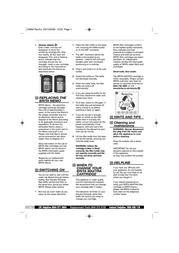 Brita LP Water Dispenser 43852 User Manual