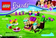 Lego Friends LEGO® FRIENDS 41088 WELPEN TRAINING 41088 Data Sheet