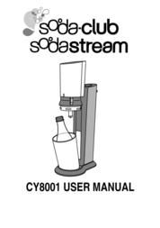 SodaStream Crystal Sodamaker Titanium-black 1016512491 Soda maker, incl. 1 x glass carafe, and 1 x CO2 cartridge 1016512491 Data Sheet
