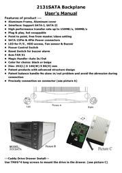 Fantec SNT-BA2131-1 2047 Leaflet