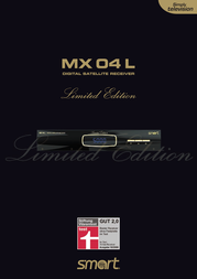 Smart MX04 L - Limited Edition 21-01-01-0044 Leaflet