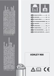 Lavor Ashley 900 Pro Wet and Dry Vacuum Cleaner 18l 82450001 Data Sheet