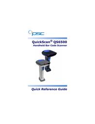 PSC QS6500 User Manual