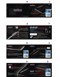 Axioo Neon CLW 5620 CLW.5.620 Leaflet