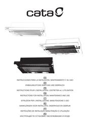 CATA TF 2003 DURALUM 900/D User Manual