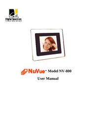 Digital Spectrum NV-800 User Manual