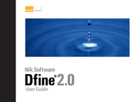 Nik Software Complete Collection NIK-1396 User Guide