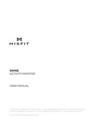Misfit Shine User Guide