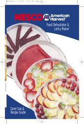 Nesco Food Dehydrator User Manual