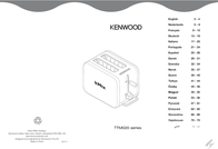 Kenwood Home Appliance Toaster with home baking attachment Kenwood White, Silver 0WTTM021A2 Data Sheet
