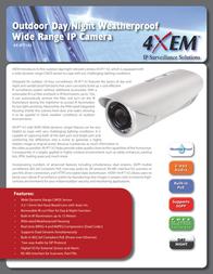 4XEM 4X-IP7142 Leaflet