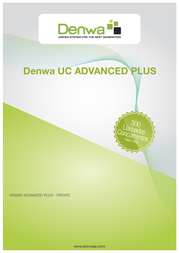 DENWA DW-A+IP User Manual