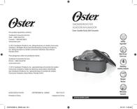 Oster CKSTROSMK18 - CKSTROSMK18 Smoker Roaster Instruction Manual