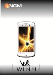 NGM-Mobile Winn WINN/P User Manual