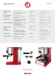 Minimoka CM-1637 Leaflet